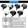 Moon Skiing Helmet Adult Kid Equipment Autumn Winter Snow Skating Sports Integrally-molded Outdoor Ultralight Matte Saftly Snowboard Helmets - 5#