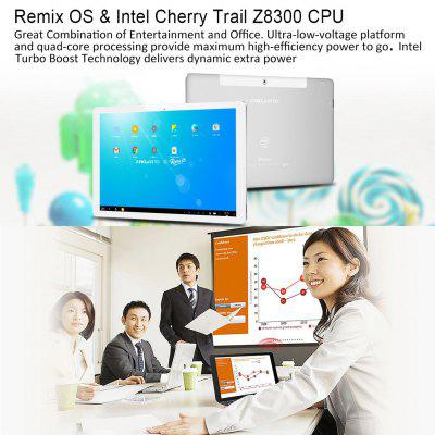 Teclast X16 Plus 10.6 Inch Remix OS  2+32GB 4K 2 in 1 Ultrabook Tablet PC Image