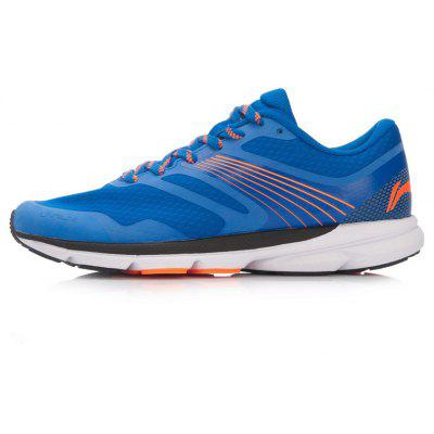 Buy 8 LI-NING Men\'s Smart Shoes Red Rabbit men\'s lightweight running shoes with intelligent chip men\'s sneakers ARBK079 for $73.14 in GearBest store