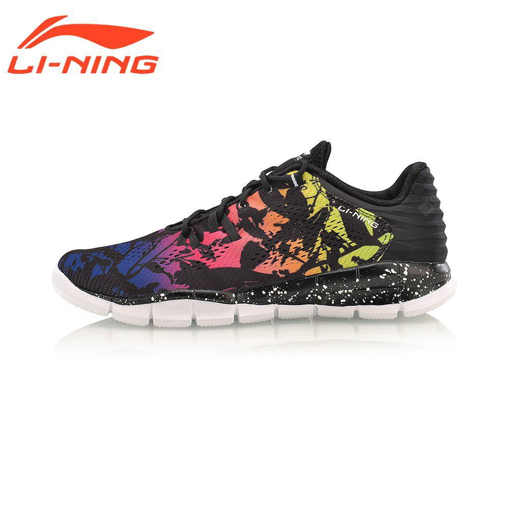 Li-ning Smart Moving Running Shoes Men\'s Innovation Shoes ARKM019