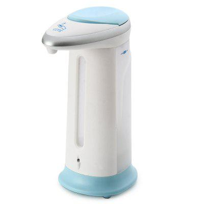 AD - 03 400ml Automatic Soap Dispenser with Built-in Infrared Smart Sensor for Kitchen BathroomHome &amp; Garden<br>AD - 03 400ml Automatic Soap Dispenser with Built-in Infrared Smart Sensor for Kitchen Bathroom<br>