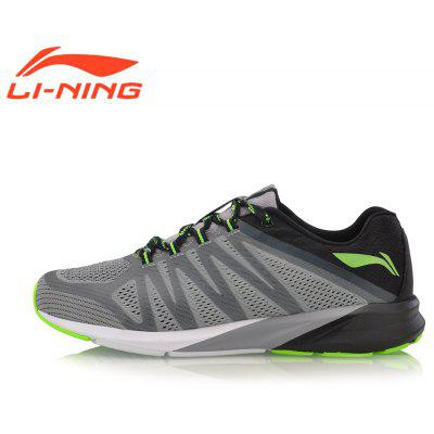 Li-ning Multicolor Cushion Running Shoes Men\'s Sneakers ARHM011