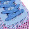 Li-Ning Women\'s Bubble UP Knit Classic Running Shoes Light Weight Textile&TPU Sports Shoes Breathable Sneakers AGCM046 - BLUE