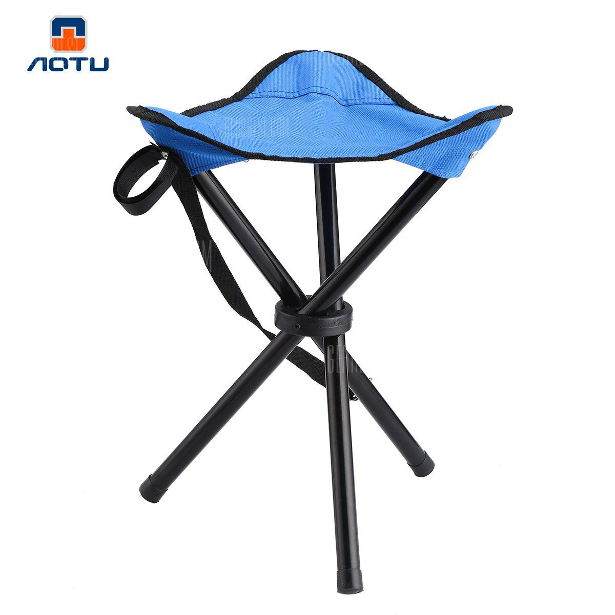 AOTU AT6708 29*29*40 L Size Folding Fishing Camping Stool
