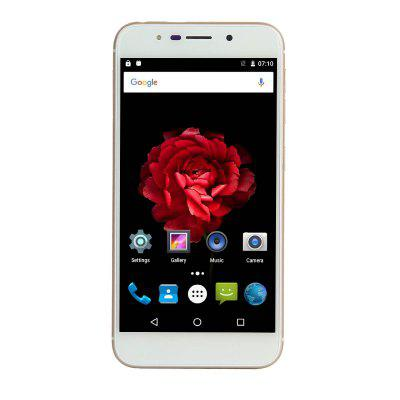 Uhappy UP720 MT6737 4G Quad-core 1.3GHz Android 6.0 2GB RAM 16GB ROM TF 5.0MP front camera and 13.0 MP rear camera 5.0\\\
