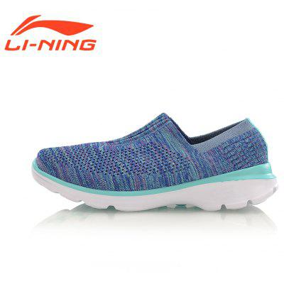 Li-Ning Women\\\'s Easy Walker Classic Running Shoes Casual Sneakers