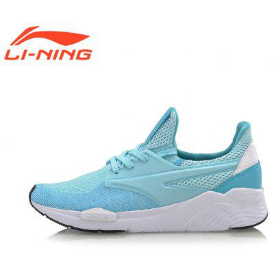 Li-Ning Women\'s Exceed Classic Running Shoes Light Weight Sports Shoes Breathable Sneakers