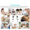 720P HD Wireless Network Surveillance CCTV Security WIFI IP Camera Baby Monitor Cam Recorder UK - MILK WHITE