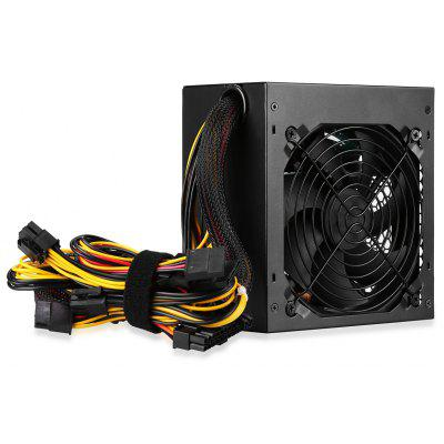 Excelvan 450-Watt ATX Computer Power Supply Desktop PC 450W for Intel AMD PC SATA