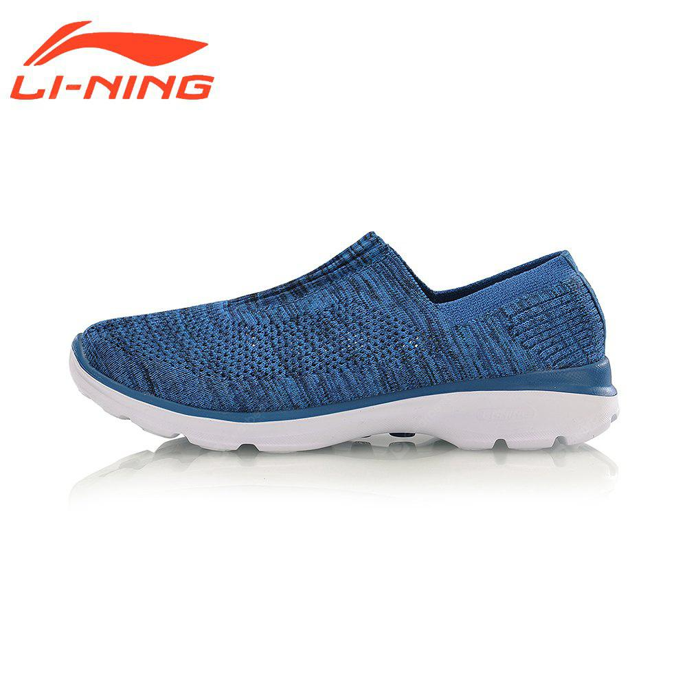 Li-Ning Men\'s Easy Walker Classic Running Shoes Casual Sneakers