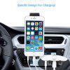 Air Vent Car Phone Mount Holder Cradle 360 Degree Rotation for iPad pro 9.7/ iPad Air/Mini/Phones, iPhone 7s 6s Plus 6s 5s 5c Samsung Galaxy S8 Up-to-6inches Wide