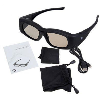 Universal 3D Active Shutter TV glasses (IR)