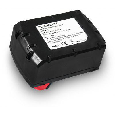 FLOUREON 18V 4000mAh Li-ion Battery