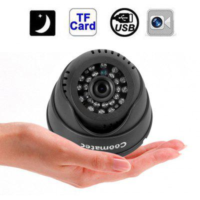 Coomatec DVR Dome Indoor CCTV Security Camera