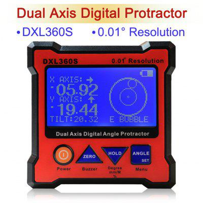 DXL360S Digital Protractor