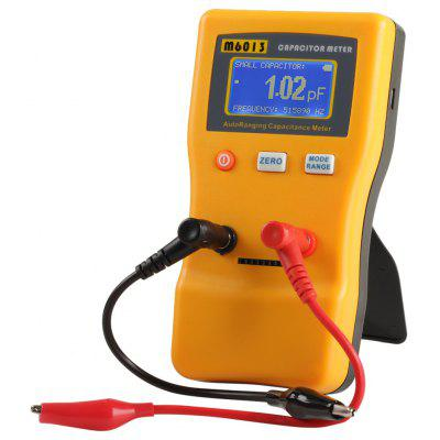 M6013 Portable Digital Capacitor Meter