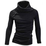 Buy BLACK, Apparel, Men's Clothing, Men's Sweaters & Cardigans for $14.86 in GearBest store