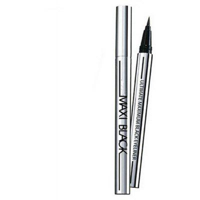 Stylish Black Waterproof Smudge-Proof Fast Dry Ultra Fine Liquid Eyeliner Pencil