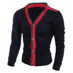 Buy BLACK, Apparel, Men's Clothing, Men's Sweaters & Cardigans for $10.77 in GearBest store