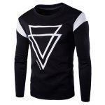 Buy BLACK, Apparel, Men's Clothing, Men's T-shirts, Men's Long Sleeves Tees for $10.57 in GearBest store
