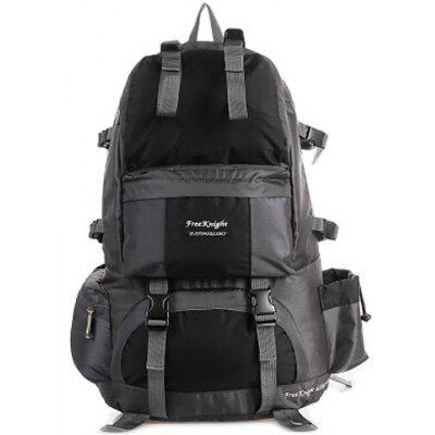 Casual Letter and Nylon Design Men's Backpack
