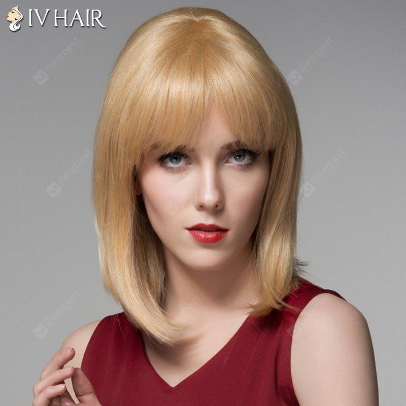 GOLDEN BROWN WITH BLONDE, Health & Beauty, Hair Extensions & Wigs, Human Hair Wigs