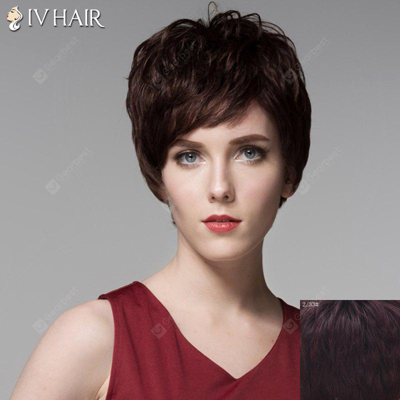 RED MIXED BLACK, Health & Beauty, Hair Extensions & Wigs, Human Hair Wigs