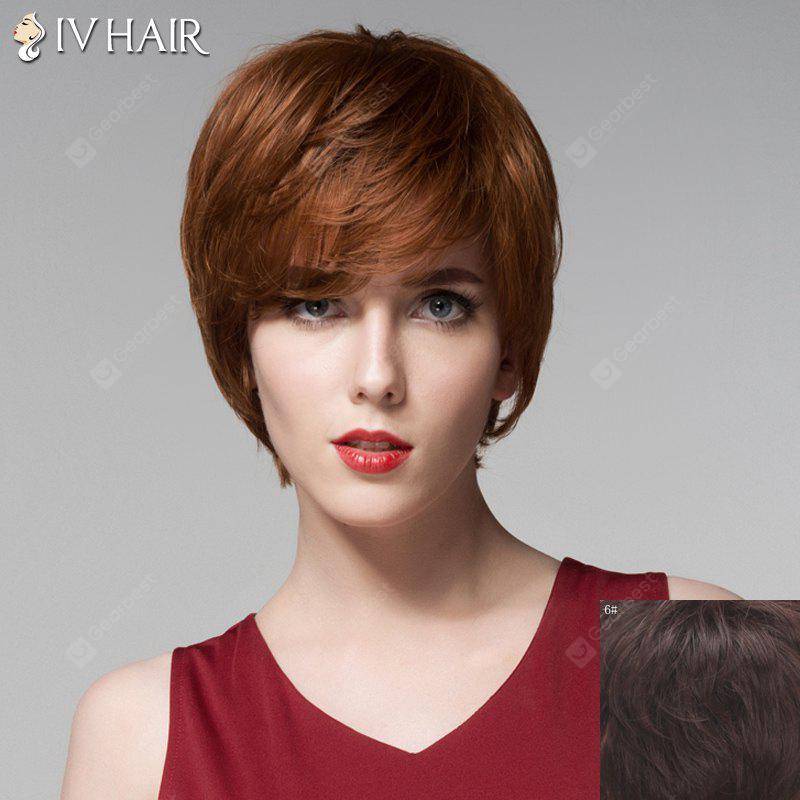 MEDIUM BROWN, Health & Beauty, Hair Extensions & Wigs, Human Hair Wigs
