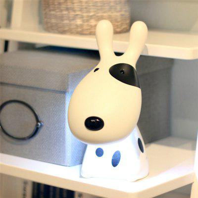 Eye Protection Cartoon Animals Puppy Shape LED Electric Desk Lamp