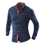 Buy CADETBLUE, Apparel, Men's Clothing, Men's Shirts for $14.86 in GearBest store