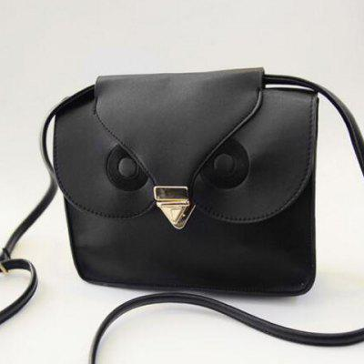 Owl Design Crossbody Bag For Women