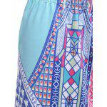 Tribal Print Design High Waist Shorts for Women deal