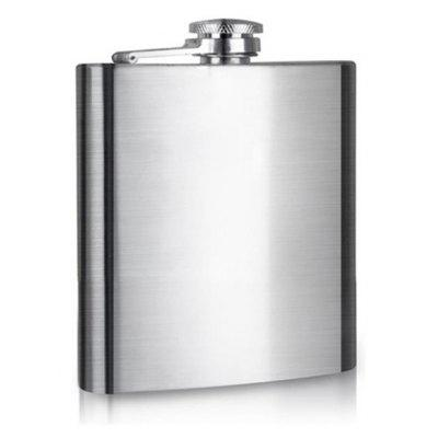 Portable Outdoor Camping Travel Stainless Steel Hip Flask