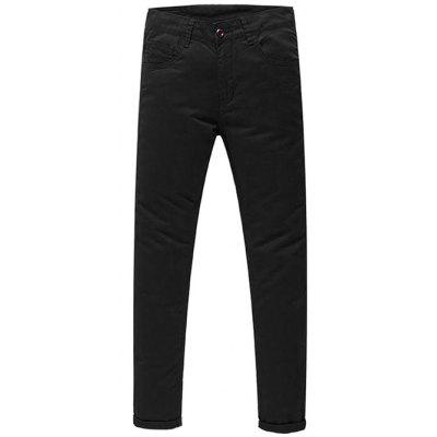 Zip Fly Skinny Chino Pants