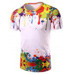 Buy COLORMIX, Apparel, Men's Clothing, Men's T-shirts, Men's Short Sleeve Tees for $11.57 in GearBest store