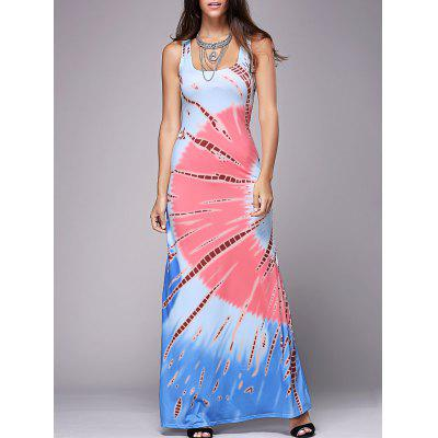 Bohemian Printed Casual Summer Maxi Dress