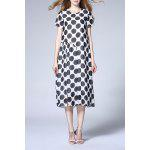 Polka Dot Print Dress deal
