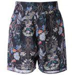 best Loose-Fitting Floral Print High Rise Shorts For Women