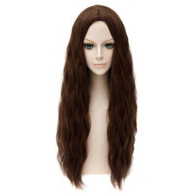 Fluffy Synthetic Cosplay Wavy Long Wig