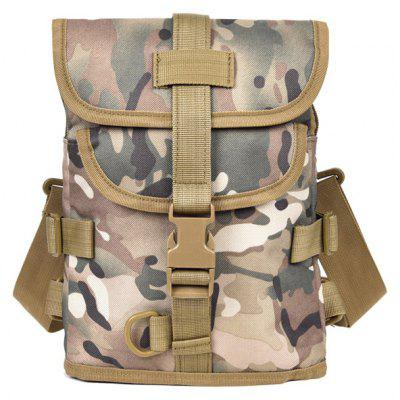 Casual  and Camouflage Pattern Design Backpack For Men