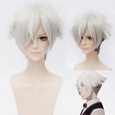 Chic Synthetic Death Billiards Cosplay Ombre Short Wig
