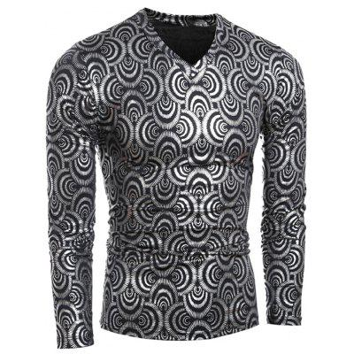 Long Sleeve Metal T Shirts