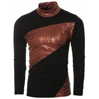 Metal Long Sleeve T Shirts