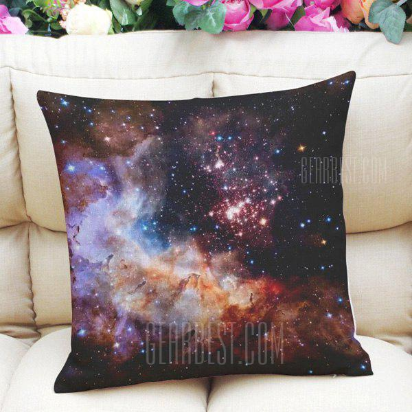 Fresh Style Home Decor Bright Sky Square Pattern Pillow Case