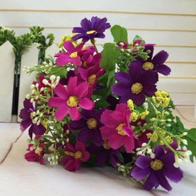 Sweet A Bouquet of Room Decoration Artificial Orchid Flower