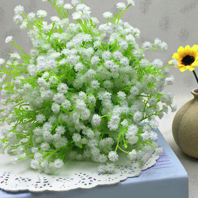 Fresh Style A Bouquet of White Little Floral Decoration Artificial Flower