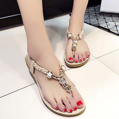 Weaving Design Sandals For Women