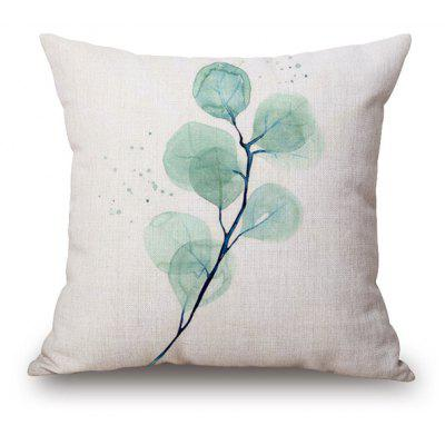 Tree Branch Printed Sofa Coshion Throw Pillow Case