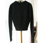 cheap Lace Up Jumper