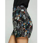 Loose-Fitting Floral Print High Rise Shorts For Women deal